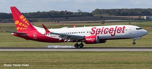 "Spicejet Boeing 737 Max 8 ""King Chilli"""