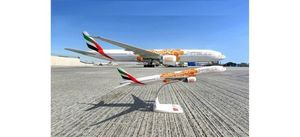 "Emirates Boeing 777-300ER – Expo 2020 ""Opportunity"" livery"