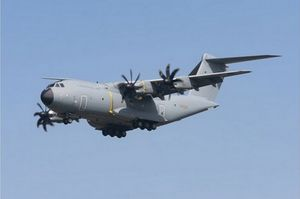 Spanish Air Force Airbus A400M Atlas - 311th Squadron, 31st Wing