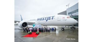 Westjet Boeing 787-9 Dreamliner - new colors 2019