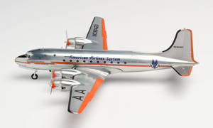 American Airlines System Douglas DC-4 Flagship Washington