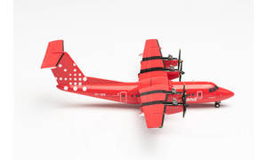 "AIR GREENLAND DE HAVILLAND CANADA DHC-7 – OY-GRE ""TAATERAAQ"""
