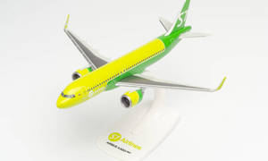 S7 AIRLINES AIRBUS A320NEO – VP-BWT