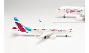 """Eurowings Airbus A320 """"Teamflieger"""""""
