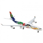 South Africa A340-300 Jeux Olympiques