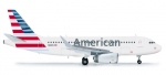 American Airlines Airbus A319