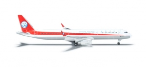 Sichuan Airlines Airbus A321