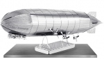 Graf Zeppelin metal kit - open side
