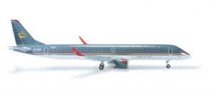 Royal Jordanian Airlines Embraer E195