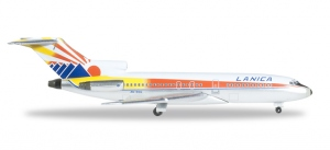 Lanica Airlines Boeing 727-100