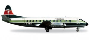 Manx Airlines Vickers Viscount 800