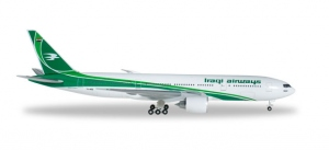 Iraqi Airways Boeing 777-200LR