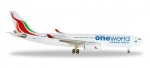 """SriLankan Airlines Airbus A330-200 """"OneWorld"""""""