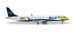Azul Brazilian Airlines Embraer E195