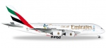 """Emirates Airbus A380 """"Cricket World Cup 2015"""""""