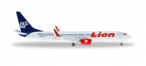"Lion Air Boeing 737-900ER ""60th Boeing 737-900ER"""