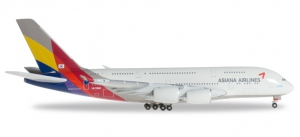 Asiana Airlines Airbus A380-800
