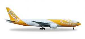 Scoot Boeing 777-200ER