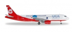 """airberlin Airbus A320 """"Discover USA"""""""