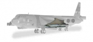 AGM-86 cruise missile set – for B-52 Statofortress in 1980s scheme