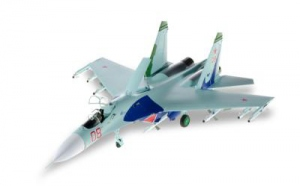 "Russian Air Force Sukhoi SU-27 - 4th Combat and Conversion Center (4 TsBP I PLS) ""Lipetsk Shark"""