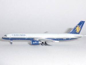 Caledonian Airways Boeing B757-200