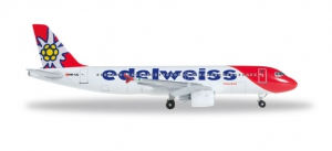 Edelweiss Air Airbus A320 coloris 2016