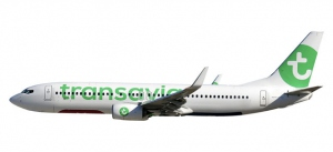 Transavia Boeing 737-800 (new colors)
