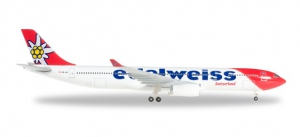 Edelweiss Air Airbus A330-300 - coloris 2016