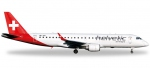 Helvetic Airways Embraer E190