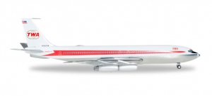 TWA - Trans World Airlines Boeing 707-320