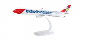 Edelweiss Air Airbus A330-300 new 2016 colors