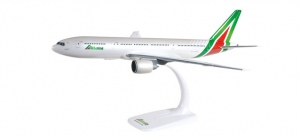Alitalia Boeing 777-200 new 2015 colors