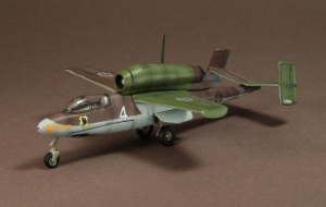 Heinkel HE  162 Salamander Hunter Group JG1