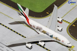 "EMIRATES A380-800 ""WILDLIFE #1"""
