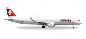 Swiss International Airlines Airbus A321