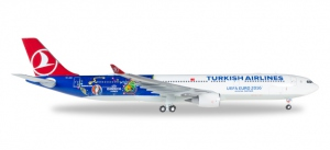 """Turkish Airlines Airbus A330-300 """"EM 2016"""""""