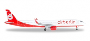 Air Berlin Airbus A321