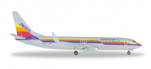 American Airlines Boeing 737-800 - Air Cal Heritage Livery