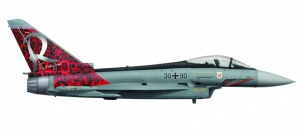 Luftwaffe Eurofi ghter Typhoon