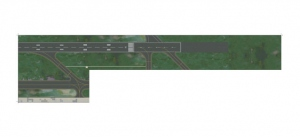 Airport foil III: Runway Part 3