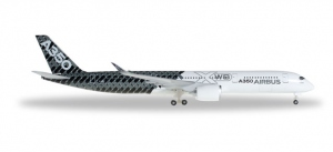 "Airbus ""Carbon color scheme"" A350-900XWB"