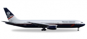 British Airways (Landor Colors) Boeing B767-300