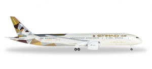 Etihad Airways Boeing 787-9 Dreamliner