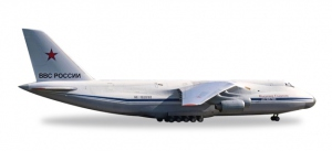 Russian Air Force Antonov AN-124