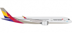 Asiana Airlines Airbus A350-900 XWB