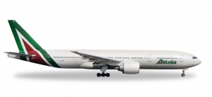 Alitalia Boeing 777-200 - new colors