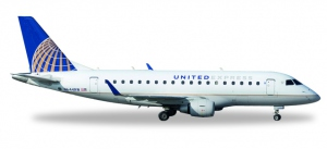 United Express (Republic Airlines) Embraer E170