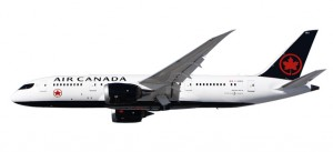 Air Canada Boeing 787-8 Dreamliner - new 2017 colors