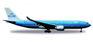 KLM Airbus A330-200